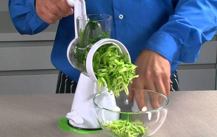 Meilleure Râpe à Légumes Manuelle