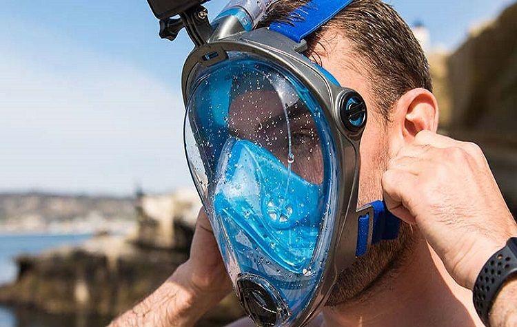 meilleur masque de plongée intégral