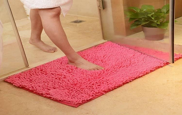 meilleur tapis de bain épais