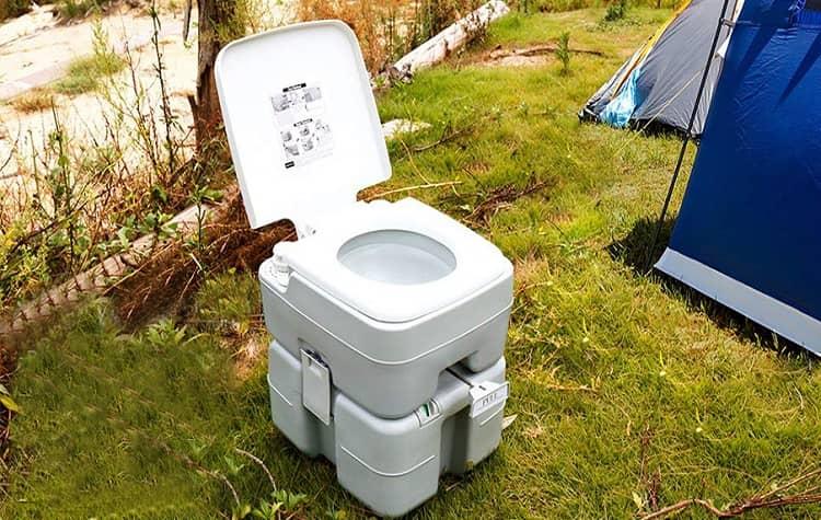 meilleures toilettes portables