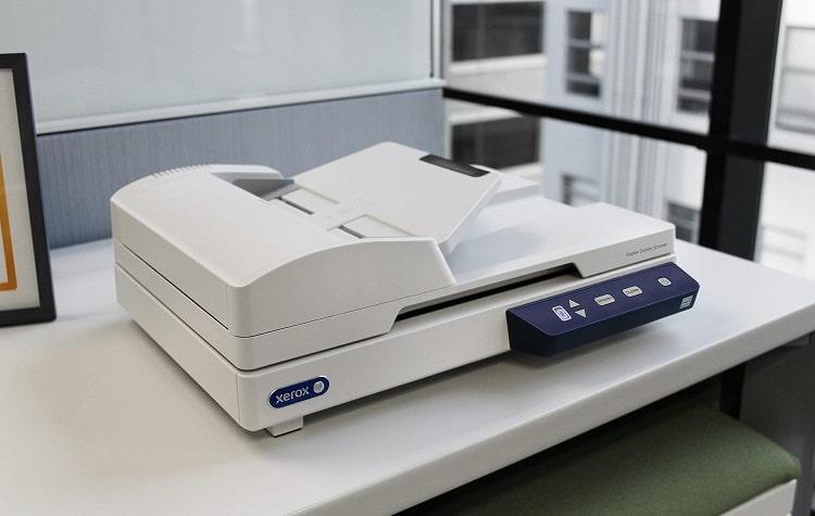 Meilleur Scanner Recto Verso
