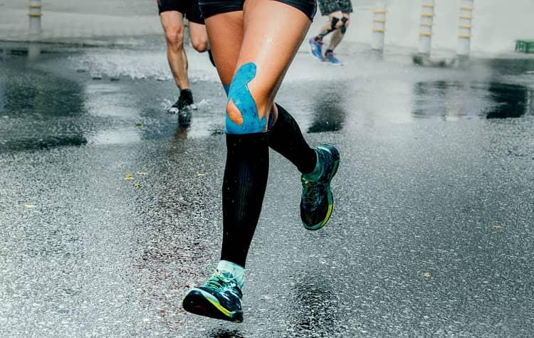 meilleures chaussettes de compression running