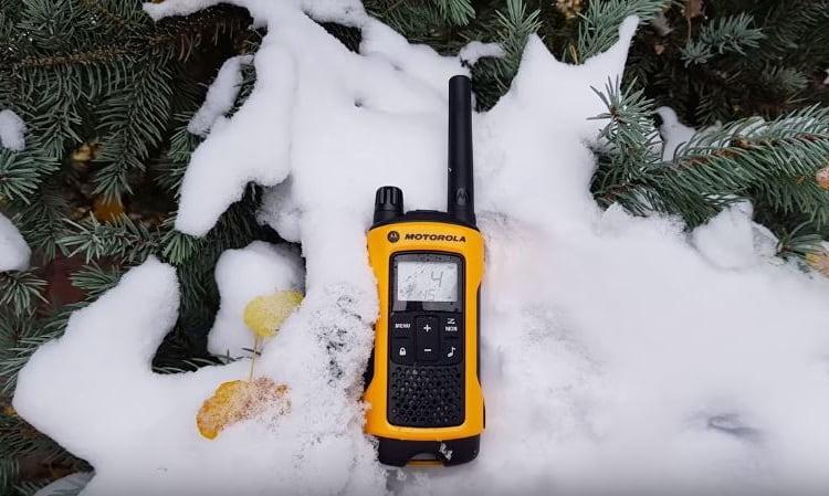 meilleur talkie walkie pass cher