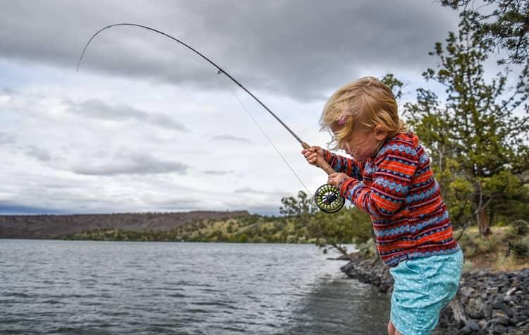 Meilleure Canne à Pêche Enfant