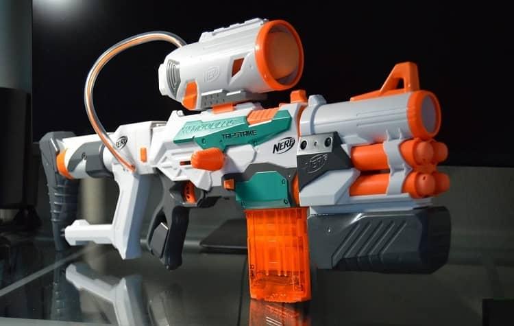 meilleur pistolet a eau longue portée